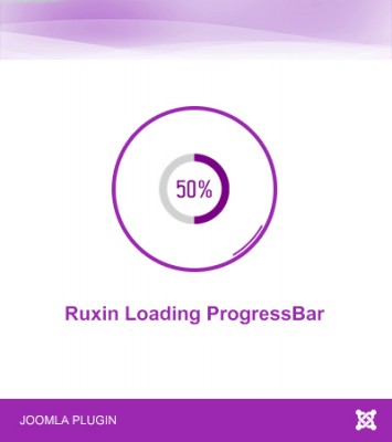 Ruxin Loading ProgressBar