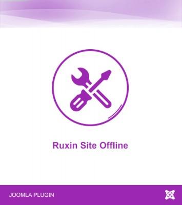 Ruxin Site Offline