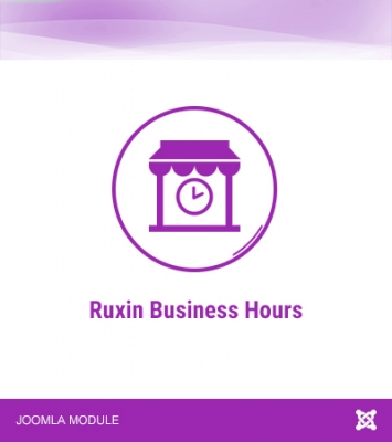 Ruxin Business Hours