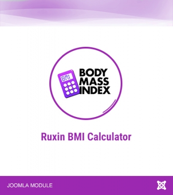 Ruxin BMI Calculator