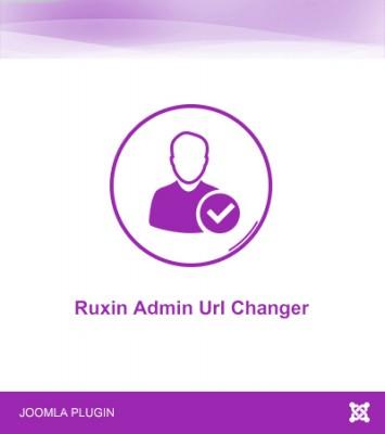 Ruxin Admin Url Changer
